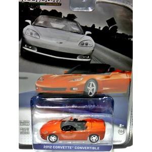 Greenlight - Hobby Exclusives - Chevrolet Corvette 2012