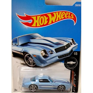 Hot Wheels - Camaro Fifty - 1981 Chevy Camaro