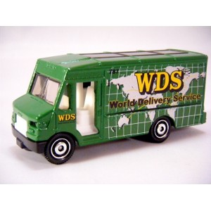 Matchbox WDS Express Delivery Truck
