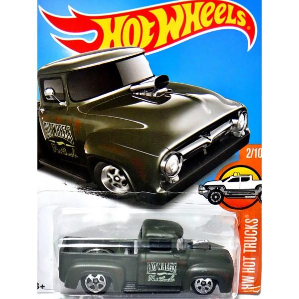 Hot Wheels Custom 56 Ford Pickup Truck Global Diecast Direct