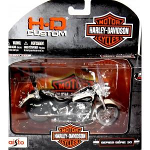 Maisto Harley Davidson Series 30 - 1993 FLSTN Heritage Softail