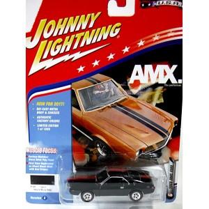 Johnny Lightning R2 - Muscle Cars USA - 1969 American Motors AMX