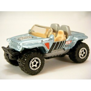 Matchbox Jeep Hurricane 4x4