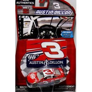 NASCAR Authentics - RCR Racing - Austin Dillon AAA Chevrolet SS
