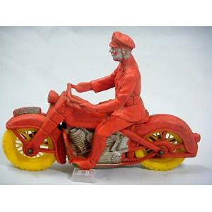 Auburn Rubber - Motorcycle Cop - Large