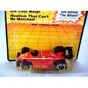 Matchbox Indy Car Open Wheel Formula Racer