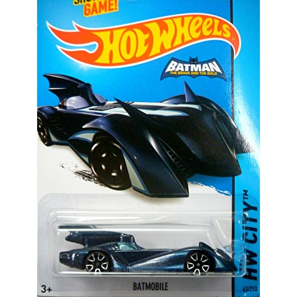 New Chevy Impala >> Hot Wheels - batman - The Brave and the Bold - Batmobile ...