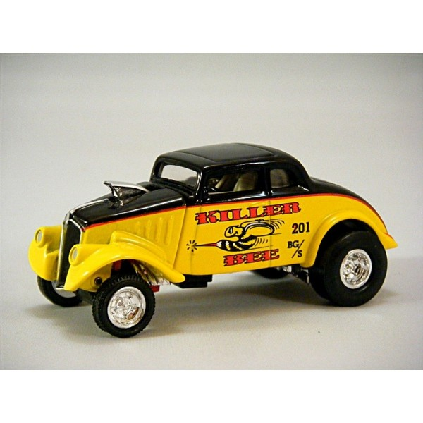 Hot Wheels Cool Collectibles 1933 Willys NHRA Gasser