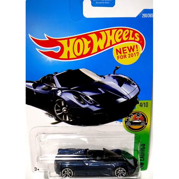 Hot Wheels - Pagani Huayra Roadster - Global cast Direct