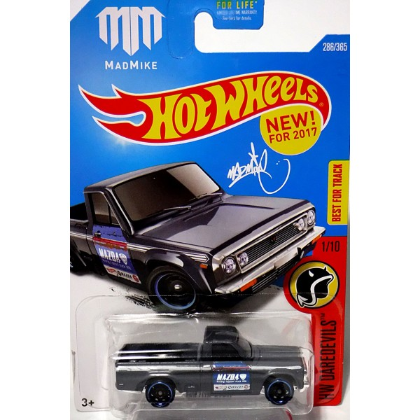 Hot Wheels New Models - Mazda Repu Pickup Truck - Global ...