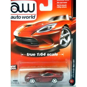 Auto World - 2014 Dodge Viper SRT