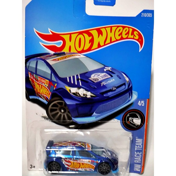 Hot Wheels Ford Fiesta Global Diecast Direct