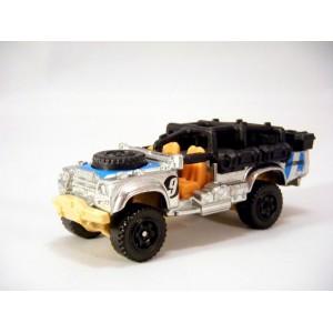 Matchbox Sahara Survivor 4x4 Offroad Race Truck