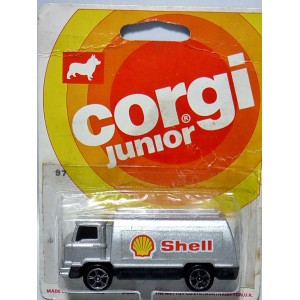 Corgi Juniors (97) Shell Texaco Petrol Tanker