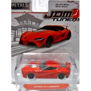 JADA - JDM Tuners - Toyota FT-1 Concept