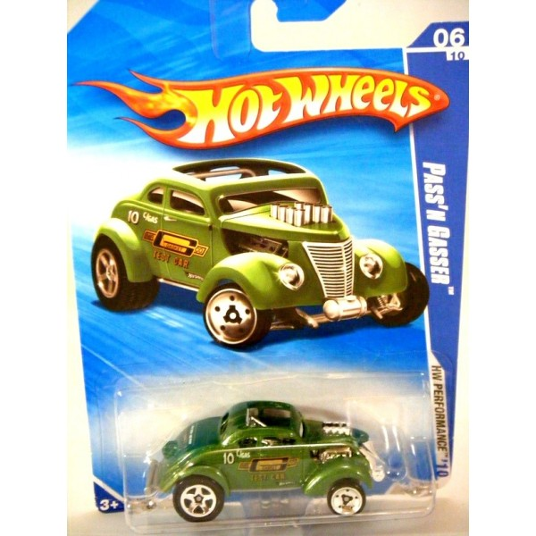 Hot Wheels 40 Ford NHRA Gasser - Pass N Gasser