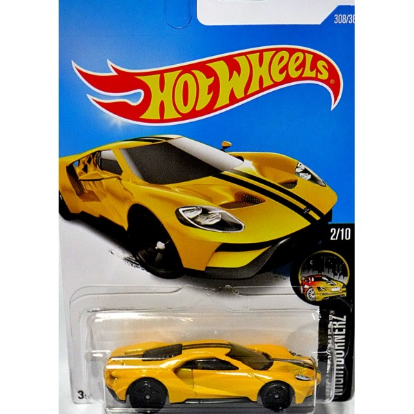 Hot Wheels Ford Gt Supercar