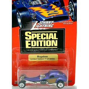 Johnny Lightning Limited Edition VW Bugaboo NHRA Dragster
