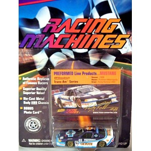 Johnny Lightning Ford Mustang Trans Am Series Race Car