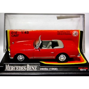 New Ray - 1968 Mercedes-Benz 280SL