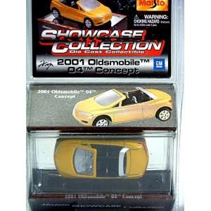 Maisto Showcase Collection - 2001 Oldsmobile 04 Concept Vehicle