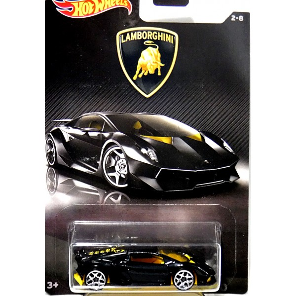 hot wheels lamborghini series - lamborghini sesto elemento - global