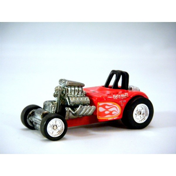 Hot Wheels Real Rider Series Rich Guasco S Pure Hell