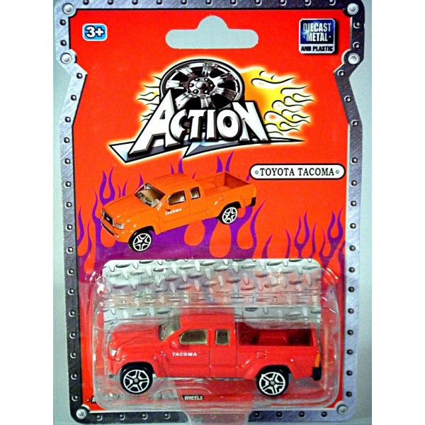 Action Diecast - Toyota Tacoma Pickup Truck - Global Diecast Direct