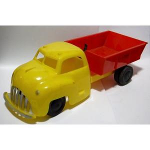 Processed Plastic - Automatic Dump Truck