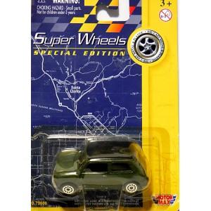 Motor Max - Super Wheels - Toyota Supra