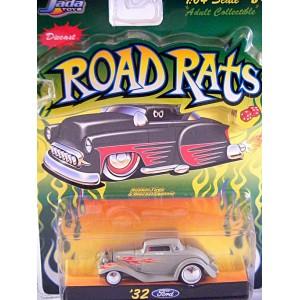 Jada Road Rats - 32 Ford Deuce Coupe