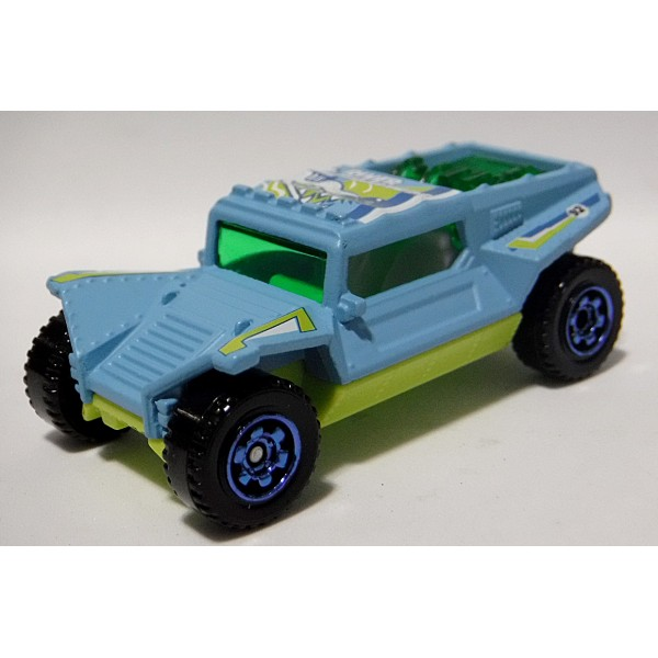 Matchbox   Coyote 500 Off Road Dune Buggy