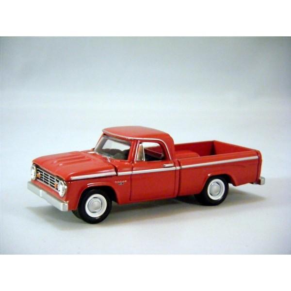 Greenlight County Roads 1966 Dodge D-100 Pickup Truck