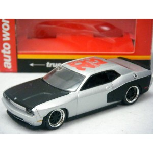 Auto World Promo - NY Toy Fair - Dodge Challenger Wide Body