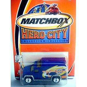 Matchbox Hero City EMT Ambulance
