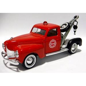 Solido (4421) - 1941 Dodge Chicago Fire Dept Tow Truck