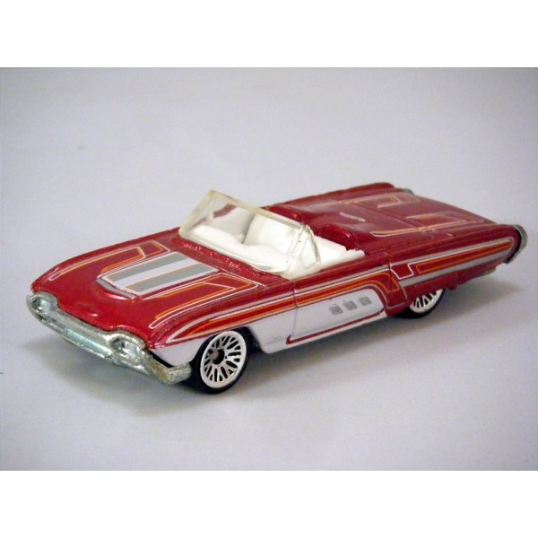 Hot Wheels 1963 Ford Thunderbird Global Diecast Direct