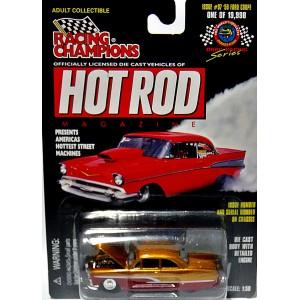 Racing Champions Hot Rod Magazine– 1950 Shoebox Ford Coupe