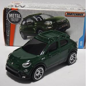 Matchbox Power Grabs - Fiat 500X
