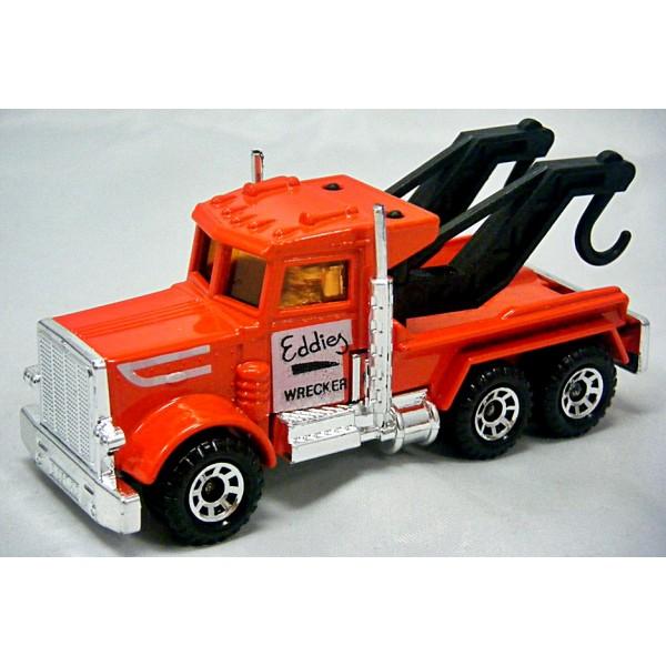 Matchbox Peterbilt HD Tow Truck - Eddies Wrecker - Global ...