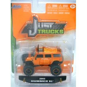 Jada - Just Trucks - 2006 Civilian Hummer H1
