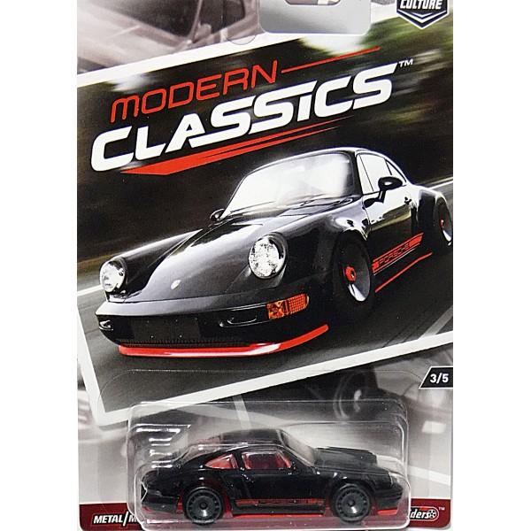 Bel Air Car >> Hot Wheels Car Culture - Modern Classics - Porsche 964 ...