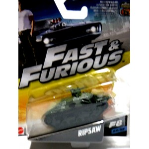 Mattel - Fast and Furious - Ripsaw Armored Attack Vehicle