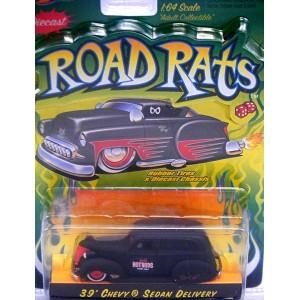 Jada Road Rats 1939 Chevrolet Sedan Delivery