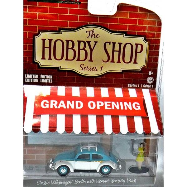 Greenlight Hobby Shop - Volkswagen Beetle - Global Diecast Direct