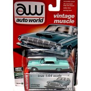 Auto World - 1963 Dodge Polara Max Wedge 426