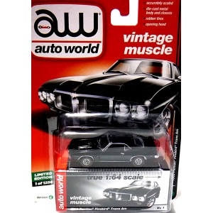 Auto World - Detailed Series - 1969 Pontiac Firebird Trans Am