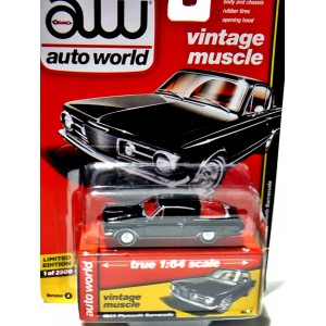 Auto World - 1965 Plymouth Barracuda