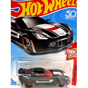 Hot Wheels Chevrolet Corvette C7 Z06