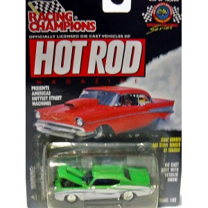 Racing Champions Hot Rod Magazine - 1970 Buick GSX Muscle Car